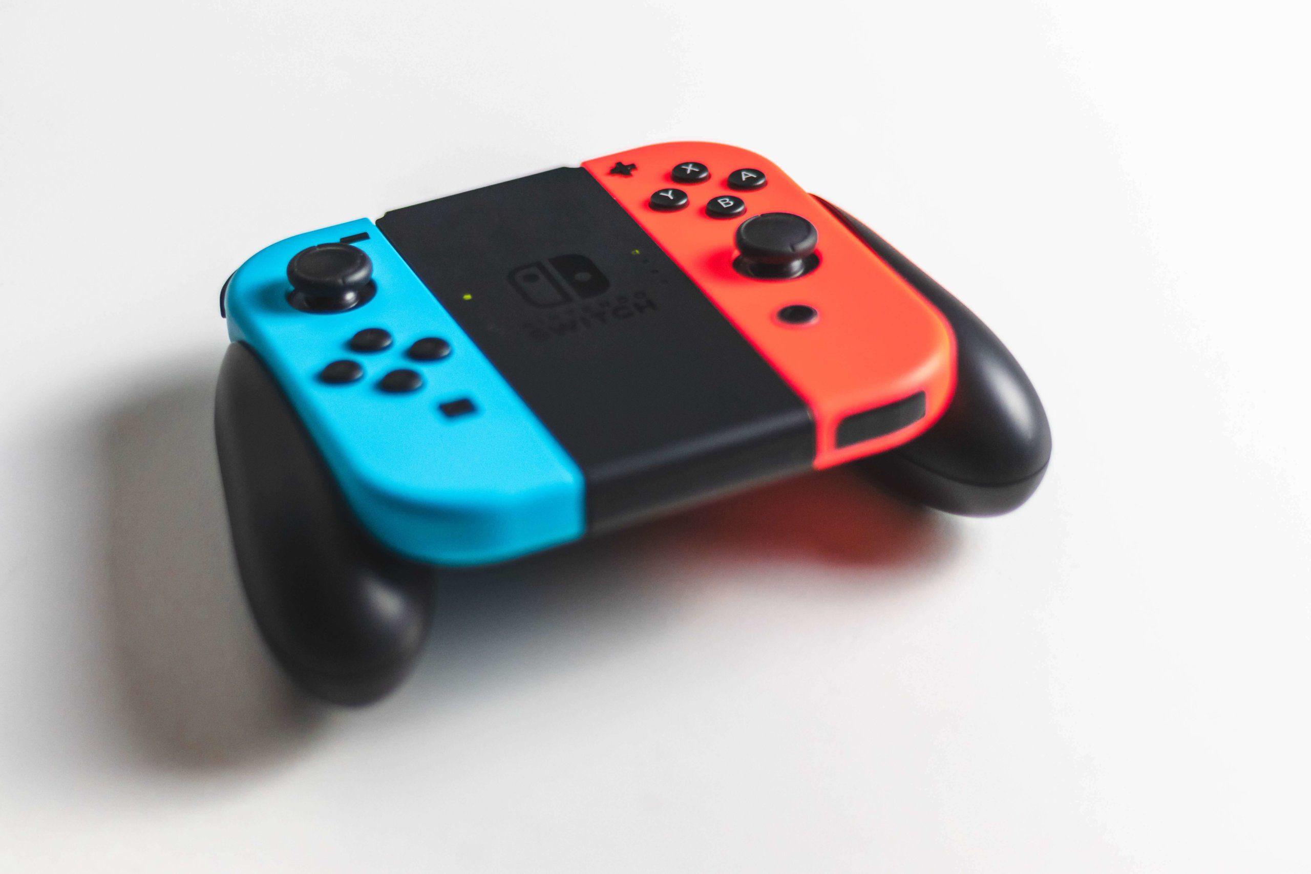 Lol tijdens lockdown dankzij Nintendo Switch