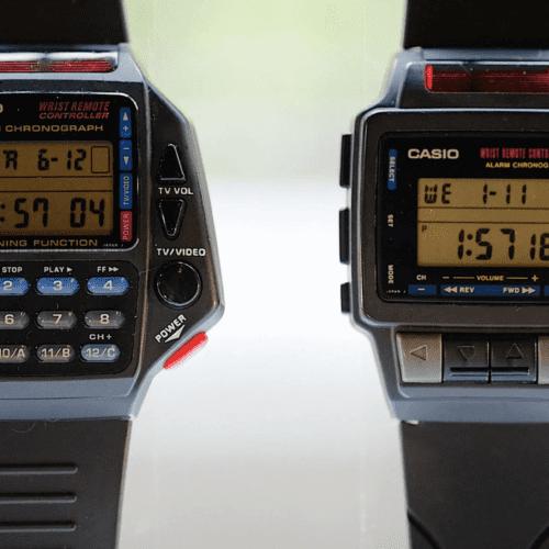 Smartwatch: de geschiedenis in een notendop
